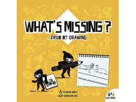 ワッツミッシング?(What's Missing?)