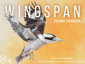 ウイングスパン:大洋の翼(拡張)(Wingspan: Oceania Expansion)