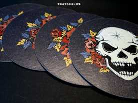 髑髏と薔薇 / スカル(Skull & Roses)
