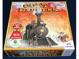 コルトエクスプレス(Colt Express)