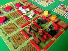 アグリコラ:泥沼からの出発(拡張セット)(Agricola: Farmers of the Moor)