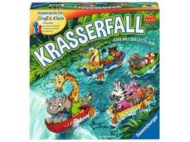 どうぶつ滝くだり(Krasserfall)