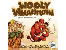ウーリー・ウワーッンモス(Wooly Whammoth)