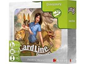カードライン:恐竜編(Cardline: Dinosaurs)