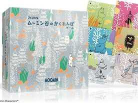 ナインタイル ムーミン谷のかくれんぼ(Nine Tile Moomin)