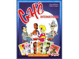 カフェ・インターナショナル・カードゲームの画像