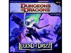ダンジョンズ&ドラゴンズ:レジェンド・オブ・ドリッズト(Dungeons & Dragons: The Legend of Drizzt Board Game)