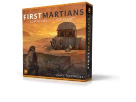 ファースト・マーシャンズ:赤い惑星の冒険の画像