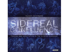 サイドリアル・コンフルーエンス(Sidereal Confluence: Trading and Negotiation in the Elysian Quadrant)