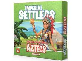 インペリアル・セトラーズ:アステカ文明の画像