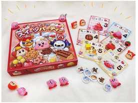 カービィのスイーツパーティ(Kirby's Sweets Party)