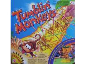 タンブリン・モンキーズ / ど根性モンキーズゲームの画像