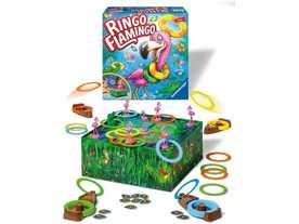リングオー・フラミンゴ / フラミンゴの輪投げゲームの画像