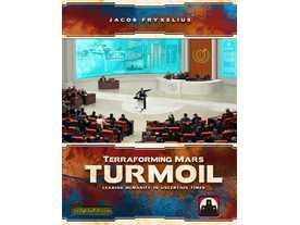 テラフォーミングマーズ:動乱(拡張)(Terraforming Mars: Turmoil)