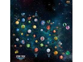 スタートレック:カタン - フェデレーションスペースの画像