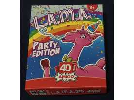 ラマ パーティーエディションの画像