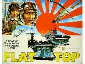 フラットトップ / 日米航空母艦の戦いの画像