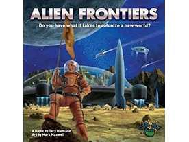 エイリアン・フロンティア(Alien Frontiers)