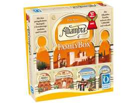 アルハンブラ:ファミリーボックスの画像
