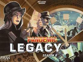 パンデミック・レガシー:シーズン0(Pandemic Legacy: Season 0)