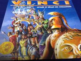 ビンチ(Vinci: The Rise and Fall of Civilizations)