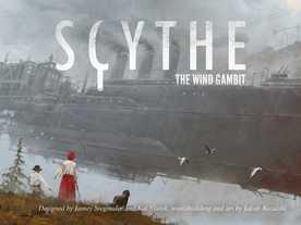 サイズ -大鎌戦役-:風に舞う策謀(拡張)(Scythe: The Wind Gambit)