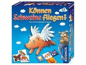 ブタは飛べるの?(Können Schweine fliegen?)