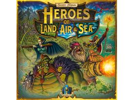ヒーローズ・オブ・ランド:空と海の画像