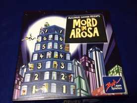 アロザ殺人事件(Mord im Arosa)