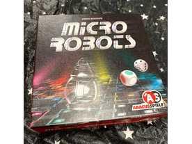 マイクロロボットの画像