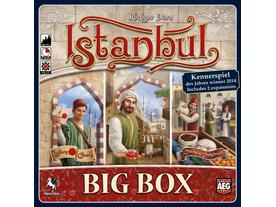 イスタンブール:Big Box(Istanbul: Big Box)