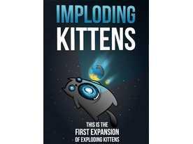 こねこばくしゅく(Exploding Kittens: Imploding Kittens)