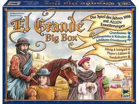 エルグランデ ビッグボックス(El Grande Big Box)