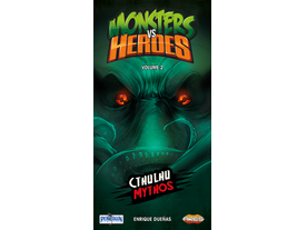 モンスターズvsヒーローズ:深淵よりの覚醒(Monsters vs. Heroes: Volume 2 – Cthulhu Mythos)