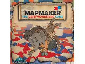 マップメーカー:選挙区改変ゲームの画像