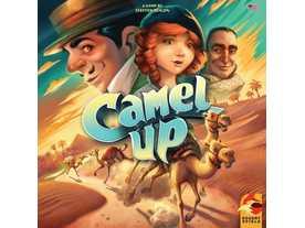キャメルアップ(新版)(Camel Up)