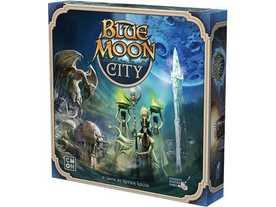 ブルームーンシティー(Blue Moon City)