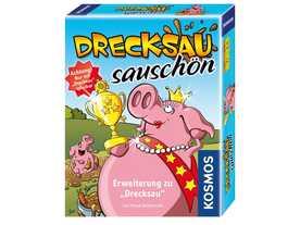 キレイがきらい 追加カード -美しいブタ-(Drecksau: Sauschön)