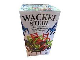 イス山さん(WACKEL STUHL)