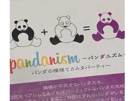 パンダニズムの画像