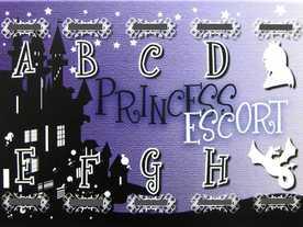 プリンセス・エスコート:限られた選択肢(Princess Escort: Expantion)