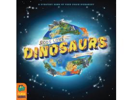 ゴッズ・ラブ・ダイナソーズ(Gods Love Dinosaurs)