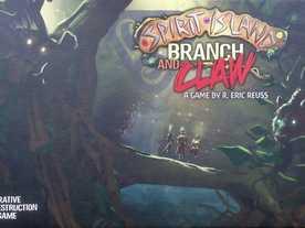 スピリット・アイランド:ブランチ・アンド・クロー(Spirit Island: Branch & Claw)