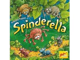 スピンデレラ(クモのシンデレラ)の画像
