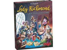 リッチモンド貴婦人の画像