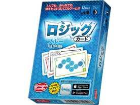 ロジックカード:ブルーの画像