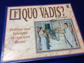 クオ ヴァディス(Quo Vadis?)