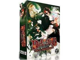 ダイス・オブ・ザ・デッド ボードゲーム TOKYO ARMAGEDDON(DICE of the DEAD: TOKYO ARMAGEDDON)