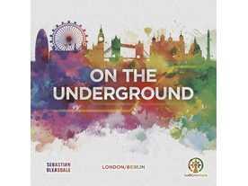 オン・ジ・アンダーグラウンド:ロンドン / ベルリンの画像