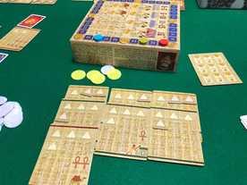 アメン・ラー:カードゲームの画像